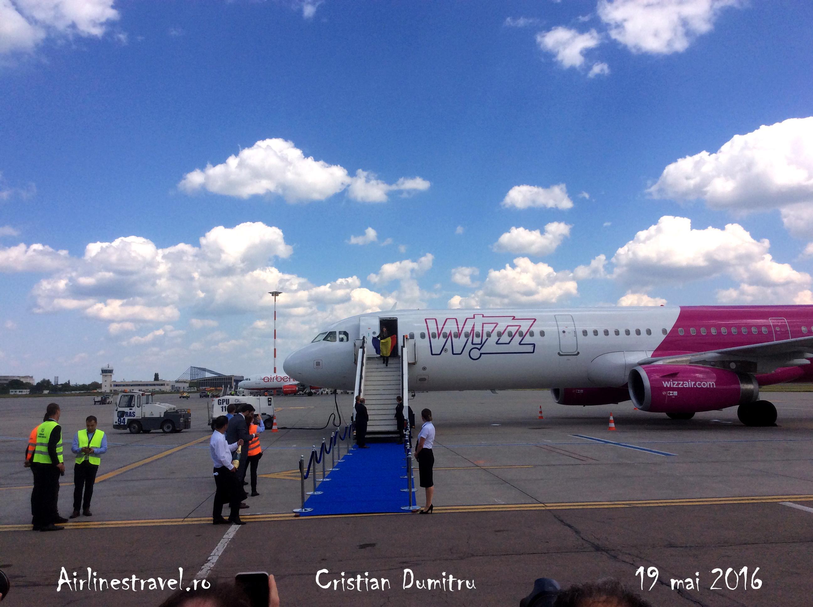 [Oferta Wizz Air] 30% reducere la toate biletele de avion