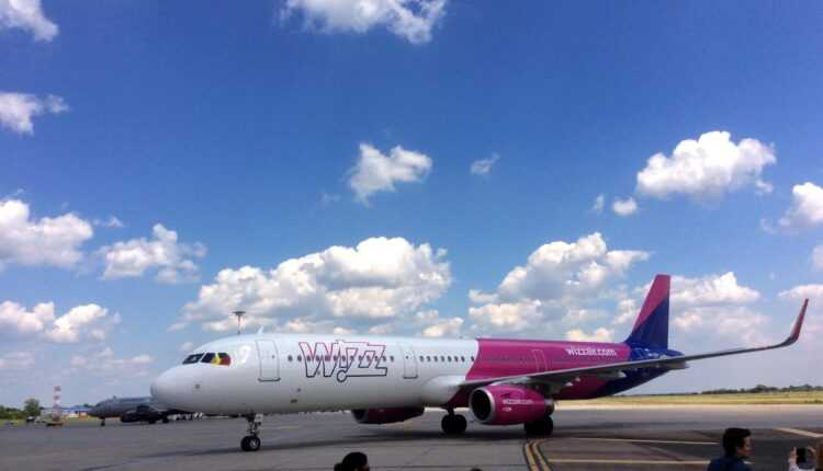 [Oferta Wizz Air] Bilete de avion de la 39 lei/segment