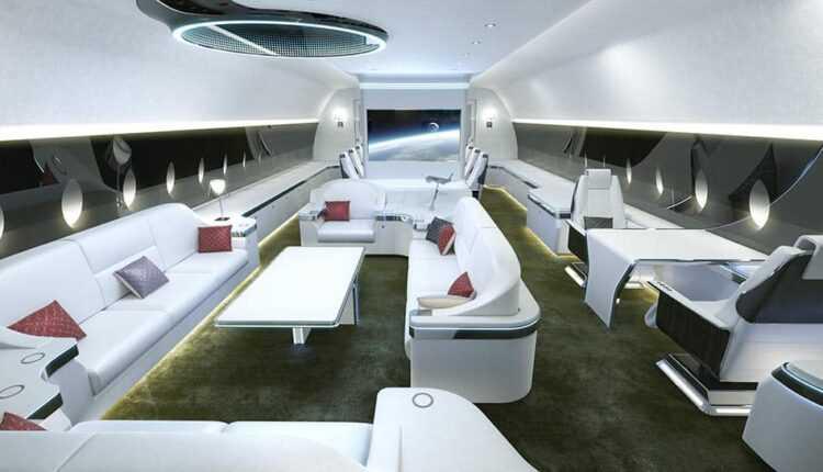 Airbus ACJ350 XWB, versiunea VIP a noului Airbus A350