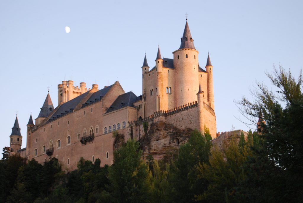 Alcazar, Segovia