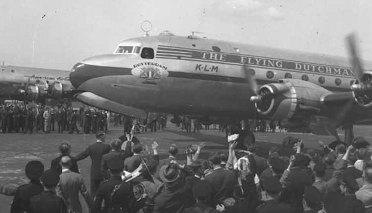 Amsterdam – New York, de 70 de ani cu KLM