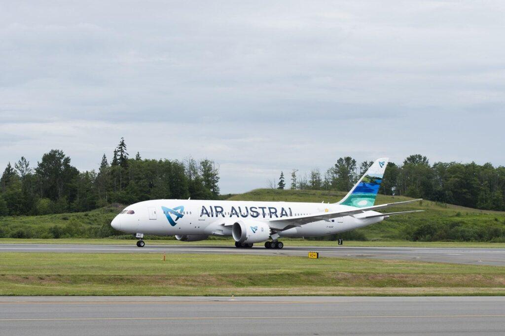 Boeing 787 Dreamliner Air Austral