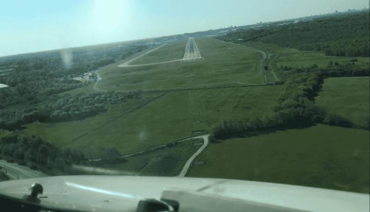 (Video) Zborul inaugural TAROM şi botezul la Hamburg