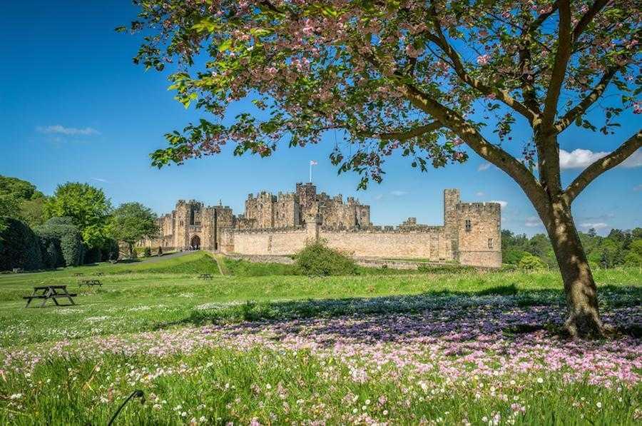 Castello di Alnwick,