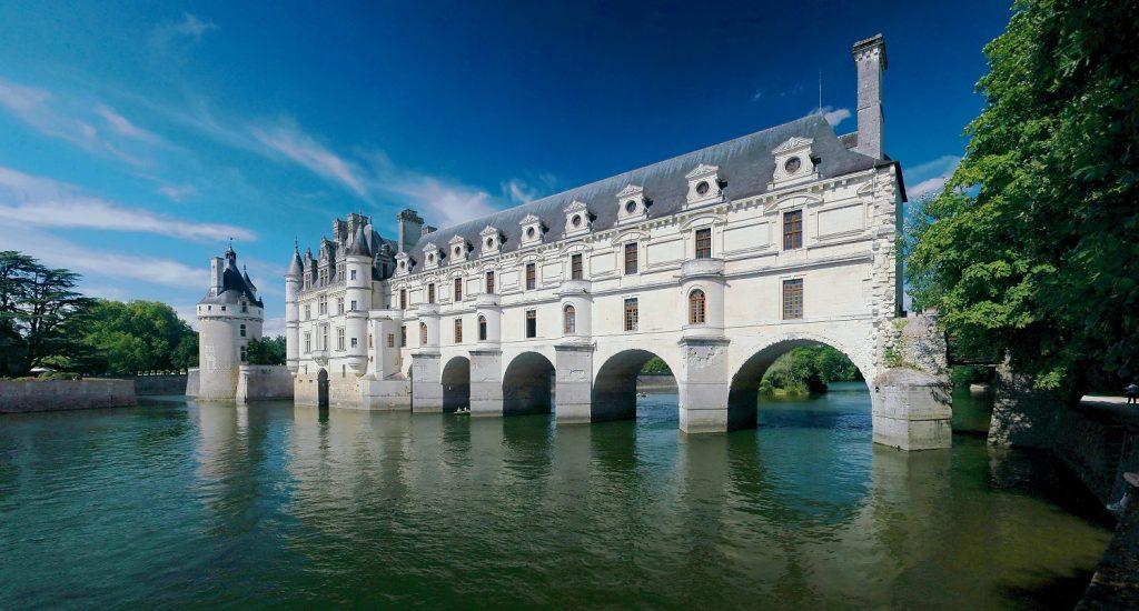 Castel-Chateau-de-Chenonceau