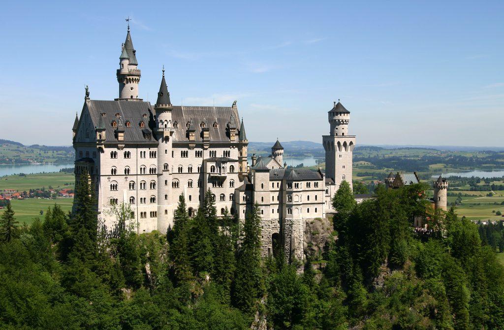 Castello di Neuschwanstein,