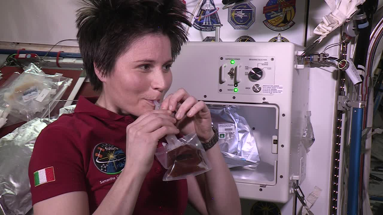 ISSpresso_on_the_ISS