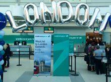 Westjet-Londra-zboruri-inaugurale