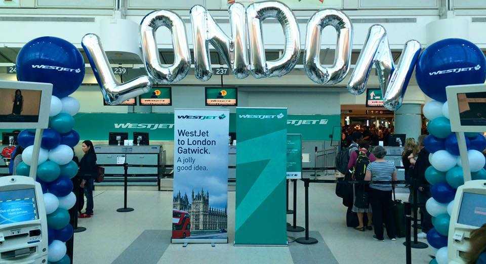 WestJet-London-flights-inaugural
