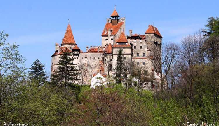 Castelul Bran, inclus într-un clasament realizat de KLM Social Media Team
