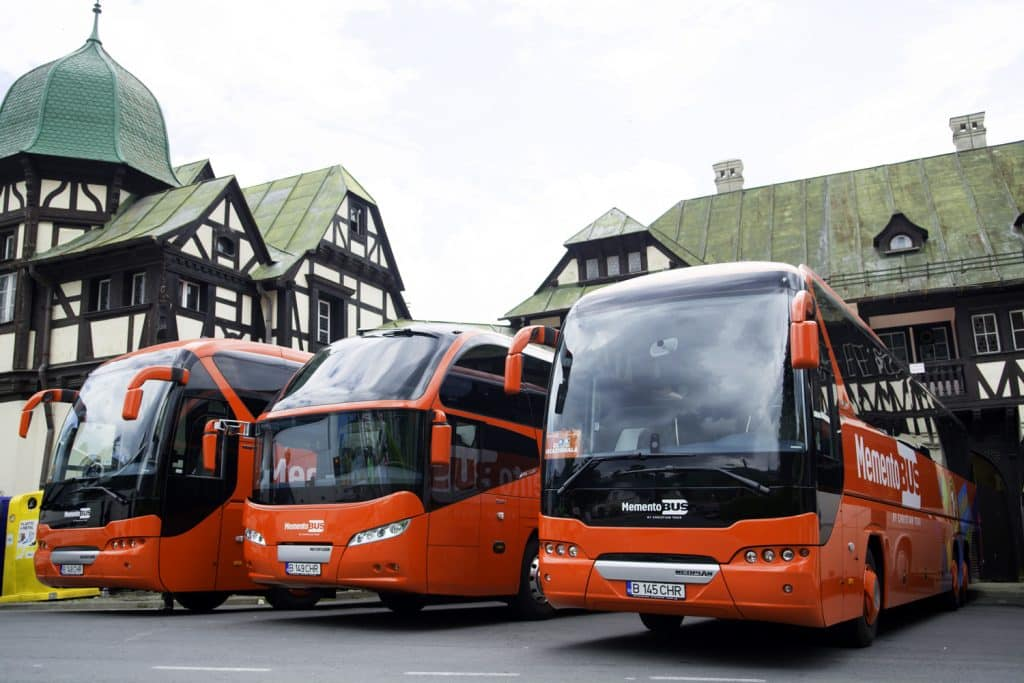 flota memento bus