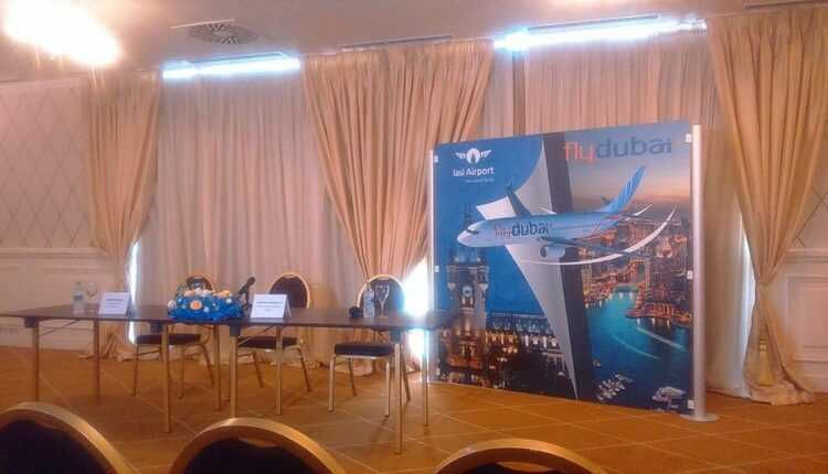 IASI – Dubai cu FlyDubai, din 2017? Rămâne de văzut!