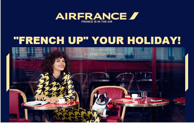 [Oferta Air France] America de Nord de la 538 EURO, America de Sud de la 599 EURO, Caraibe şi Oceanul Indian de la 569 EURO