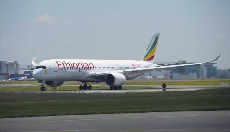Primul Airbus A350 XWB Ethiopian Airlines a fost livrat