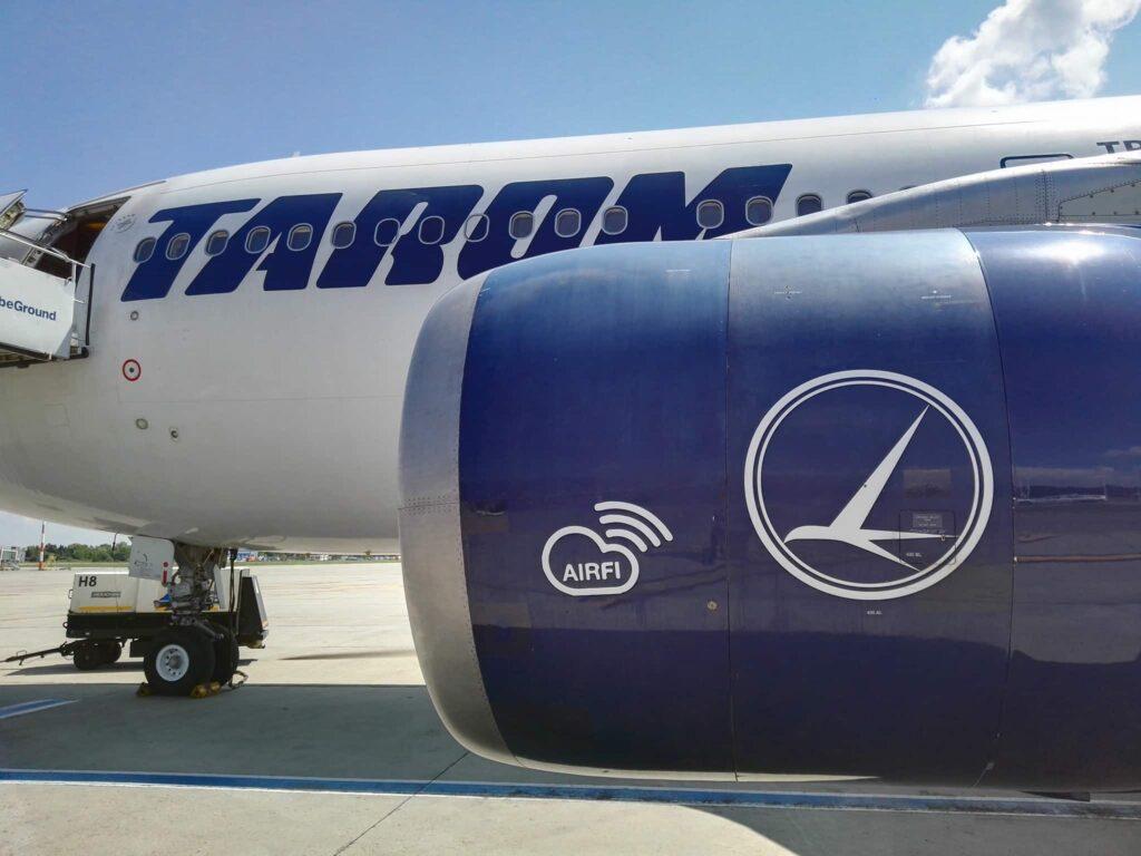 AirFi-TAROM