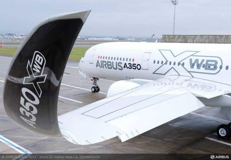 Airbus A350-XWB-Carbon