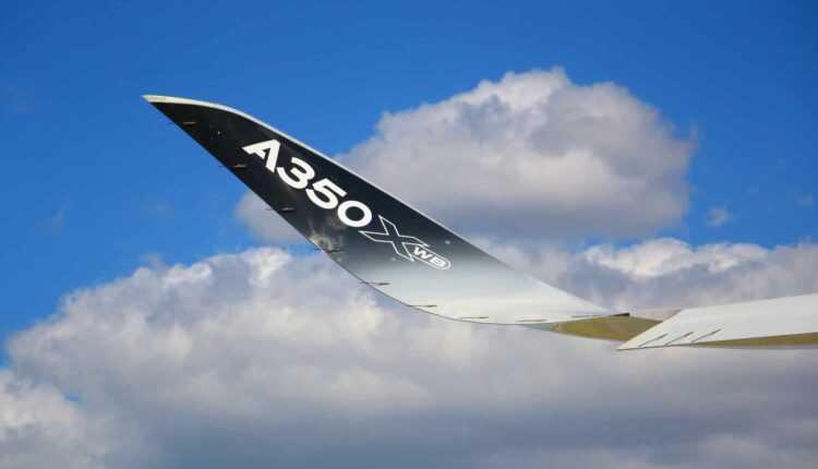 În vizită la baza Airbus din Toulouse / Airbus A350 XWB