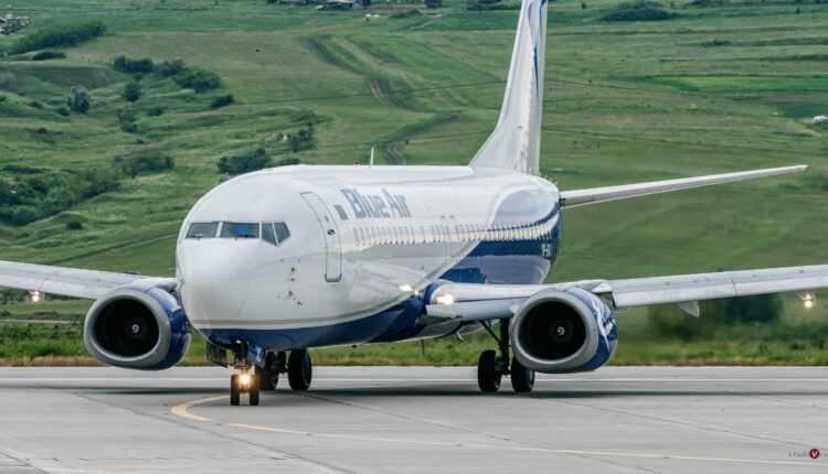 Cluj-Napoca – Nisa cu Blue Air, din 10 aprilie 2017