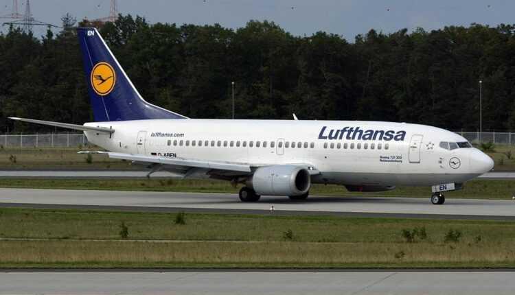 Lufthansa renunţă la aeronavele Boeing 737