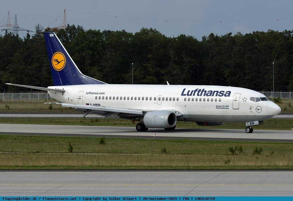 Boeing-737-300-Lufthansa