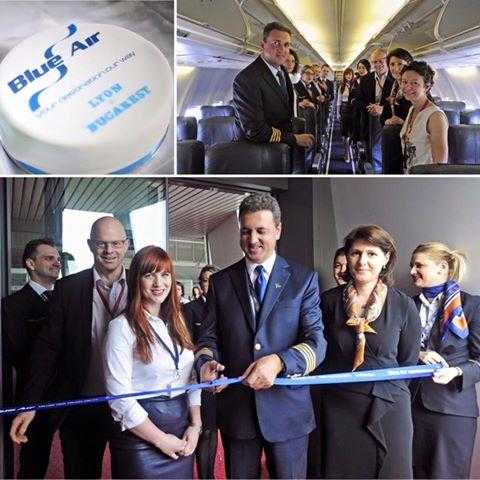 Bucuresti-Lyon-Blue-Air