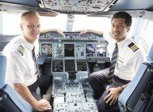 video 360 cockpit A380 Emirates
