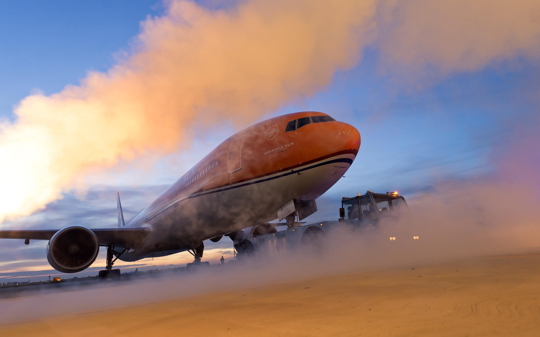 KLM Orangepride