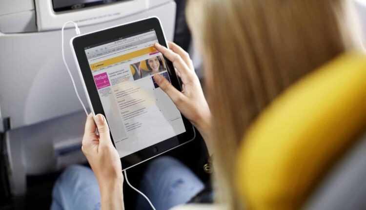 Lufthansa introduce internet și pe avioanele Airbus A320