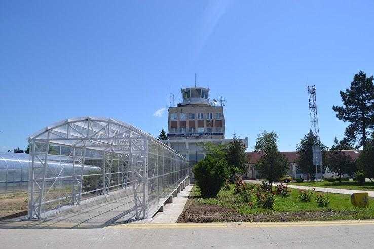 Аэропорт Тулча-2016