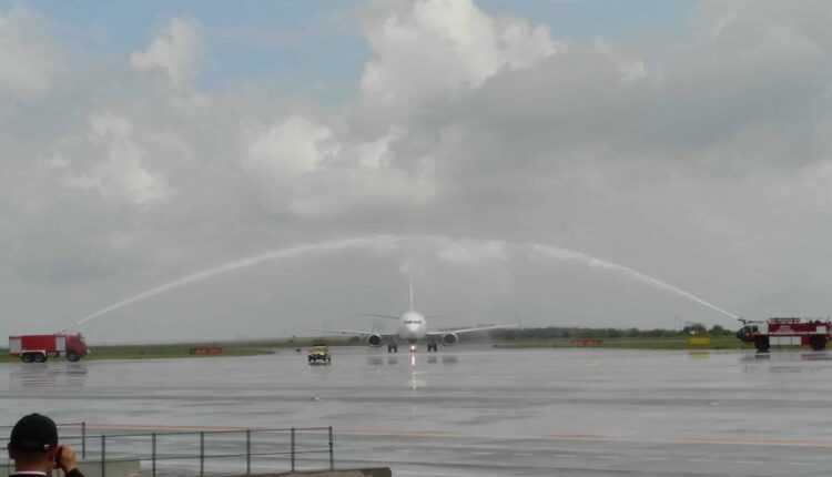 (Video) Zborul inaugural Constanța – Atena cu Blue Air