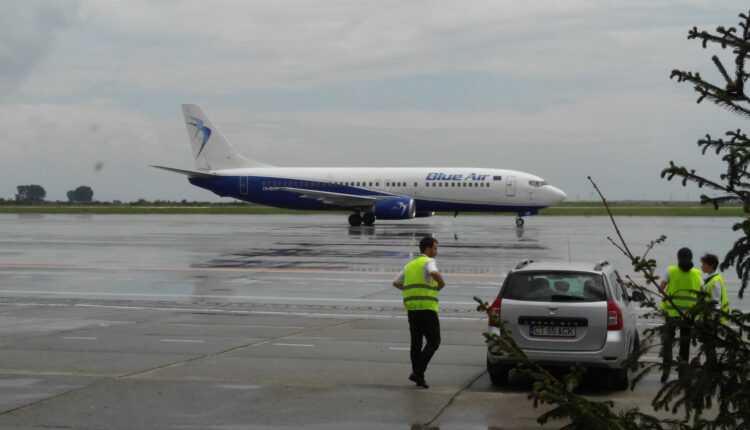 Constanța – Cluj cu Blue Air, din 15 iunie 2017