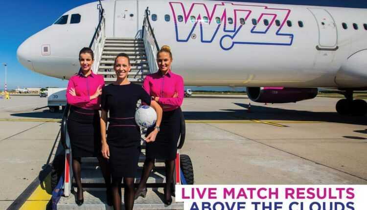 EURO 2016: Piloţii Wizz Air anunţă scorul corect