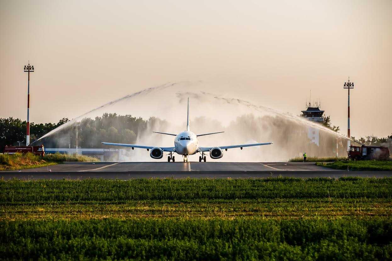TAROM nu are avioane pentru toate zborurile programate de la IAȘI