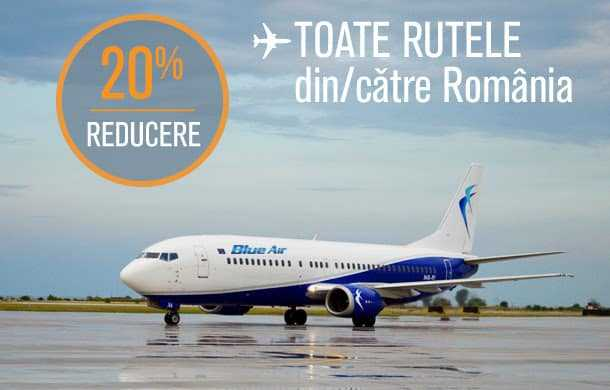 Promotion-blue air-20-discount