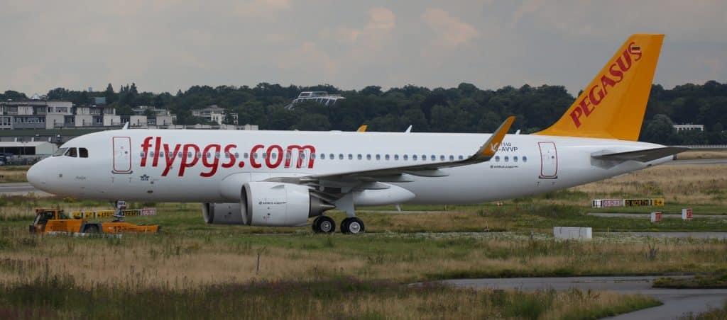 Airbus A320neo-Pegasus