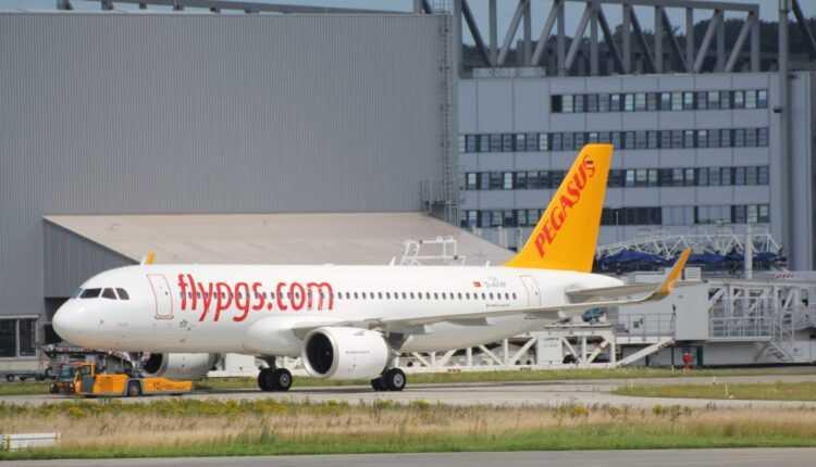 Va fi livrat primul Airbus A320neo Pegasus Airlines