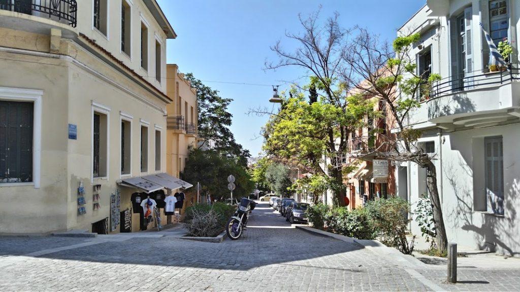 Atena-strazi