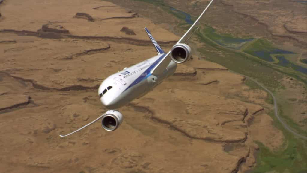 Boeing 787-9-ANA-flight-demonstração