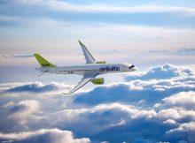Bombardier-CS300-airBaltic