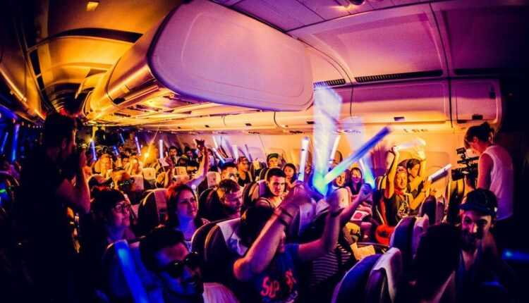 Brussels Airlines se pregătește de Tomorrowland 2016