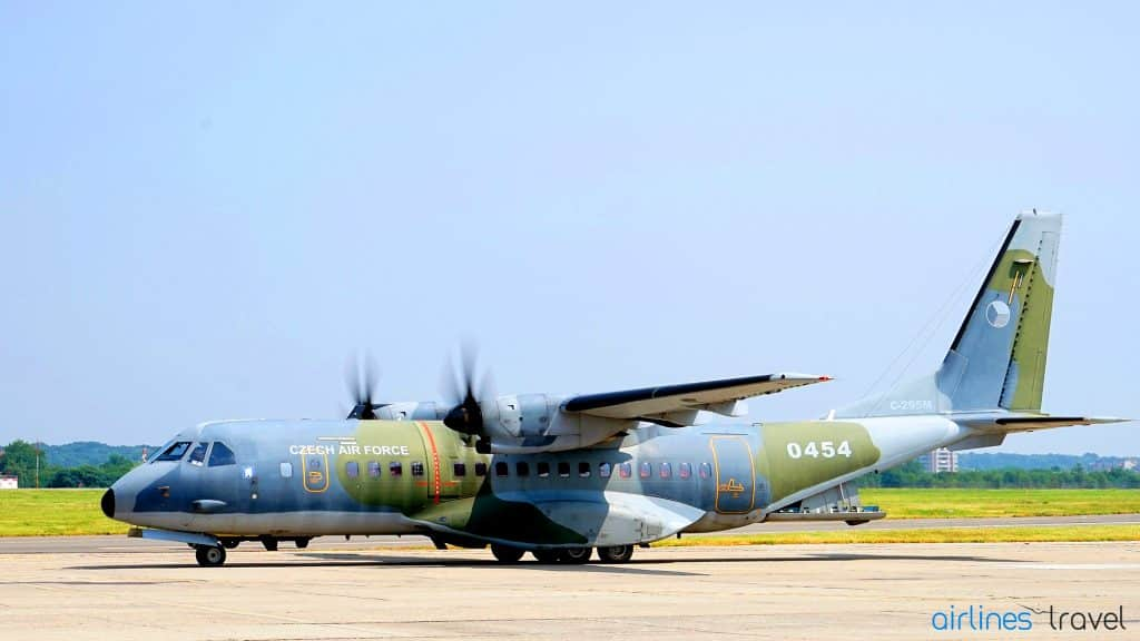 C-295M-CZE