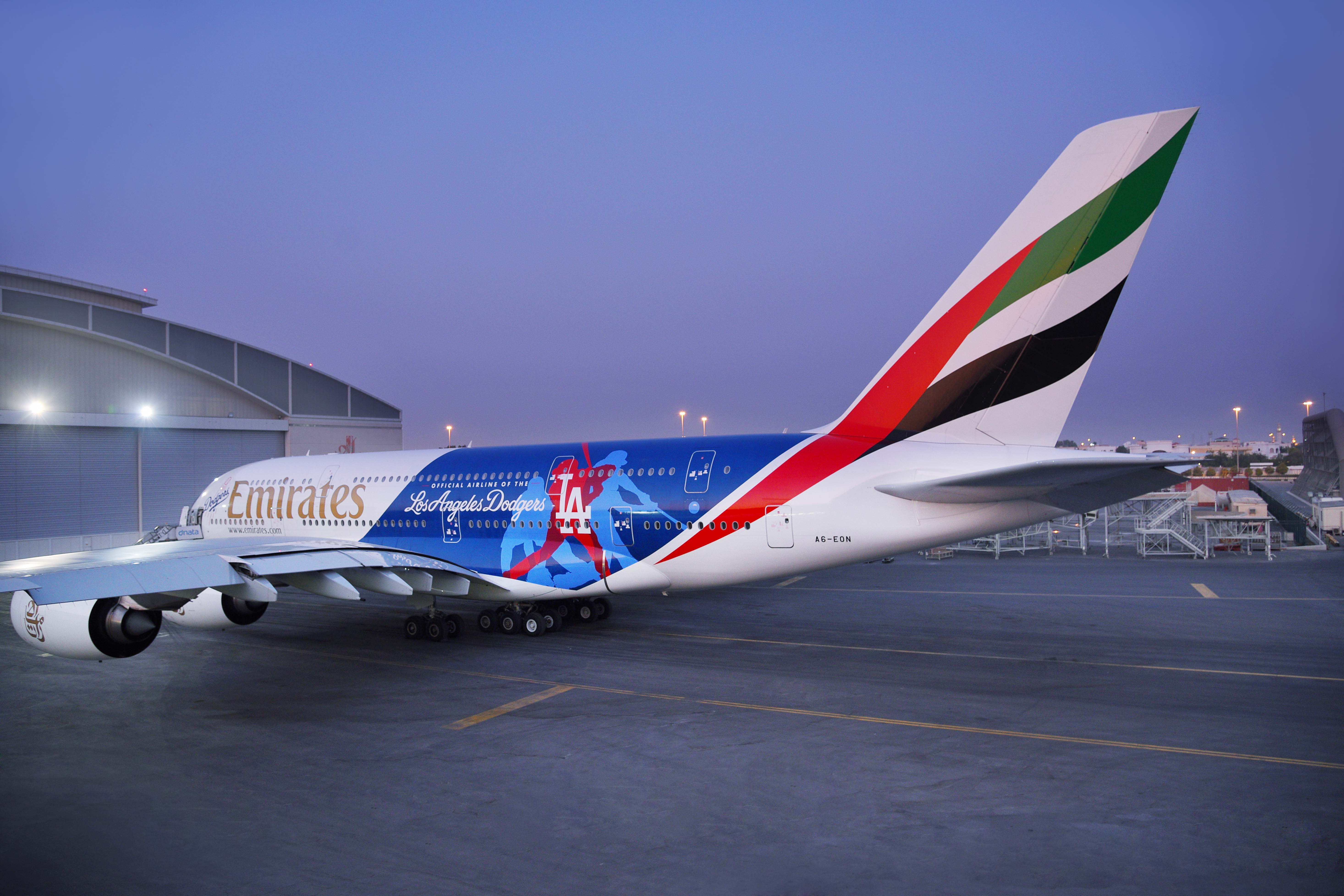Emirates-A380-aircraft-at-Dubai-International-Airport-in-specially-designe....l
