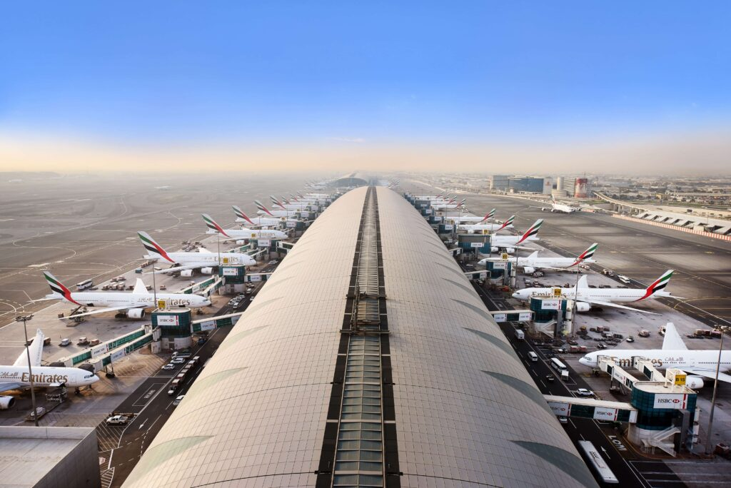 Emirates-Dubai-Airport