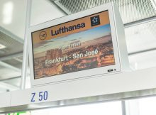 Frankfurt-San-Jose-Lufthansa