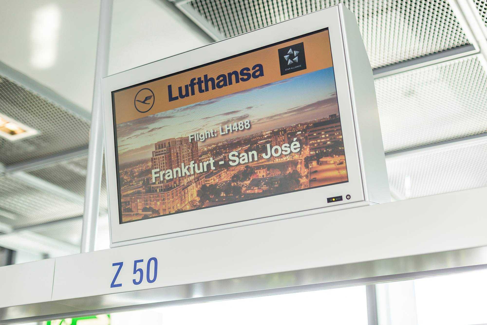 Frankfurt San Jose