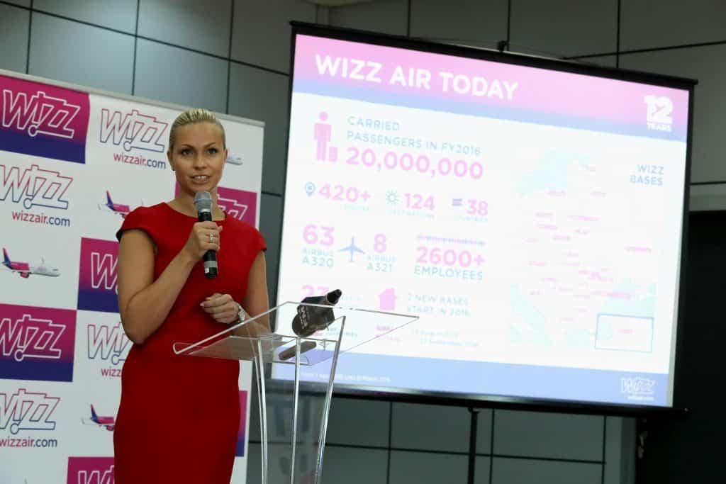 Wizz Air - Cluj-Napoca
