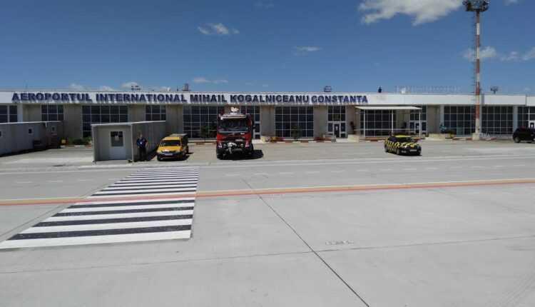 Baza Blue Air la Constanța și mai multe rute interne și internaționale