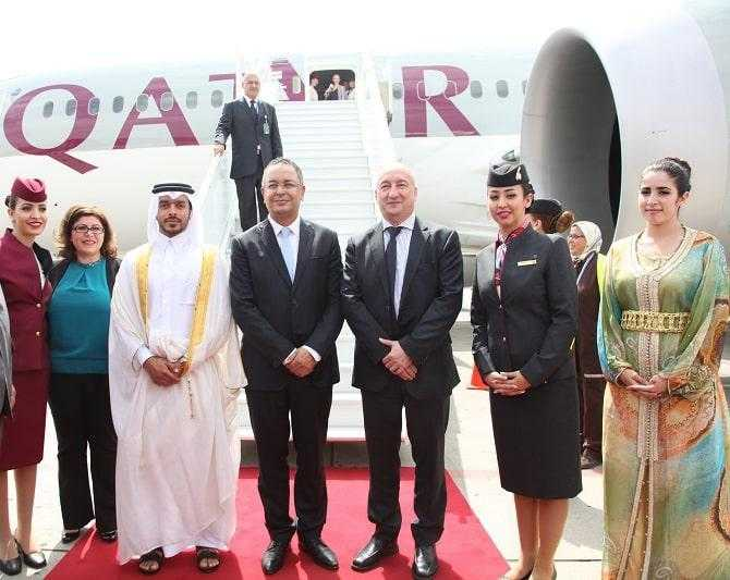 inaugurare-doha-marrakech-qatar-airways