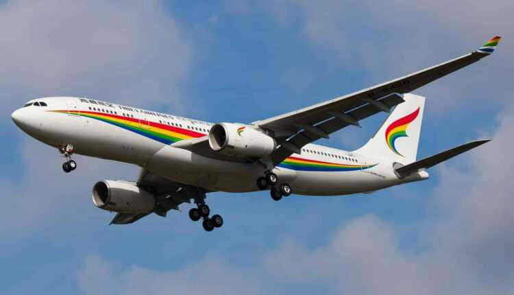 Primul Airbus A330 Tibet Airlines a fost livrat