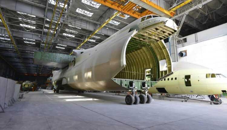 Se va construi al doilea Antonov AN-225, made in China